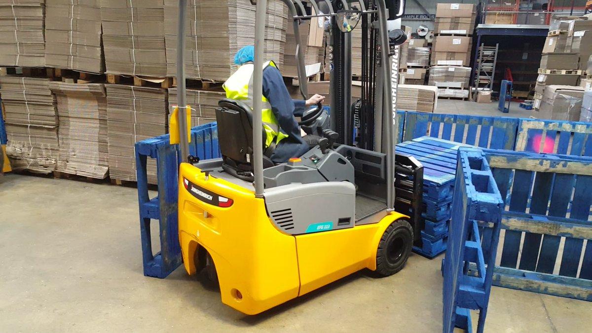 Benefits Of Online Forklift Training Osha Forklift Training Online